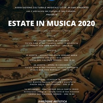Estate in Musica 2020